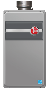 Troubleshoot Rheem tankless water heater codes