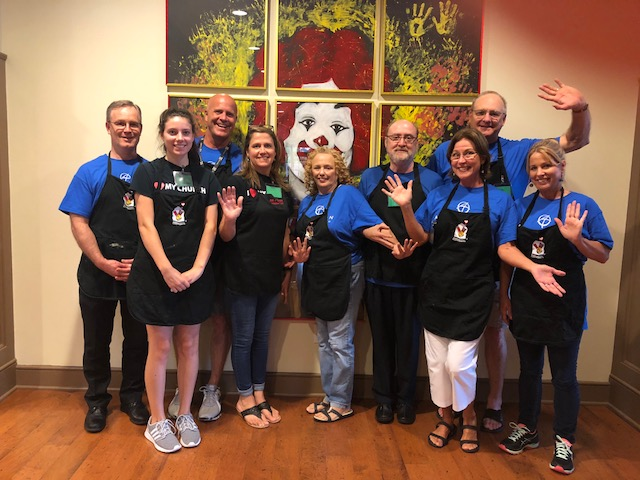 Charlotte Ronald McDonald House Volunteers